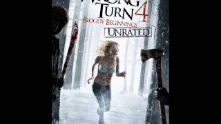 Wrong Turn 4: Bloody Beginnings Soundtrack