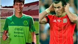 Gareth Bale vs Jürgen Damm - Speed Skill