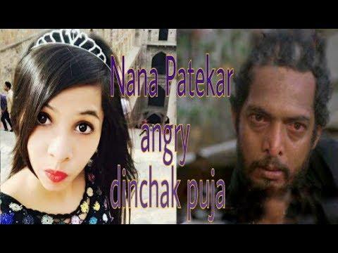 Xxx Mp4 Dhinchak Pooja Selfi Song Vs Nana Patekar S Reaction Angry 3gp Sex
