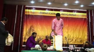 Felicitation of artistes- Kuwait Carnatic Music Forum