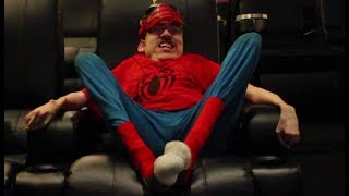 Spider-Man Homecoming OPENING NIGHT 🕷️ - Ricky Berwick