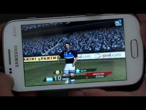 Samsung Galaxy S Duos Gaming Test - iGyaan