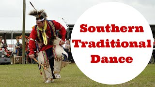Native American Southern Traditional Dancing