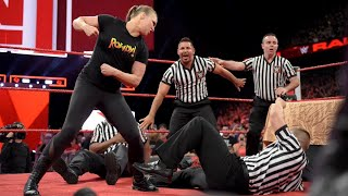 Ups And Downs From Last Night's WWE Raw (June 18)