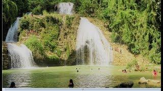 Tres Andanas Waterfalls in Lebak, Sultan Kudarat so Beautiful!