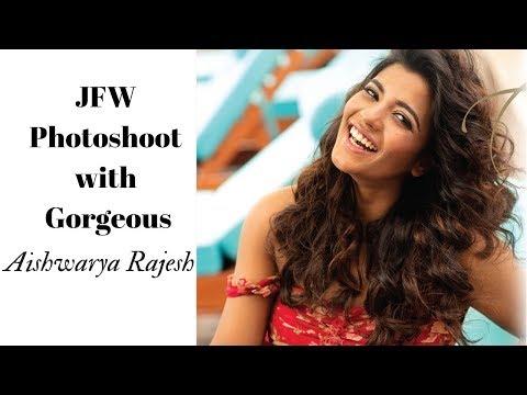 Xxx Mp4 JFW Photoshoot With Gorgeous Aishwarya Rajesh Hair Care Special 3gp Sex