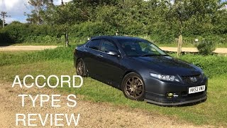 Owning A Honda Accord Type S, Modified Car Review