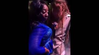 Must See! Spice Get Tricked By White Rasta Man