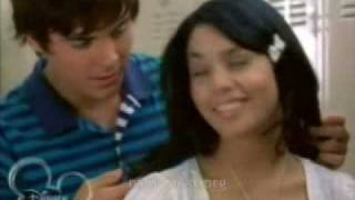 necklace scene - high school musical 2