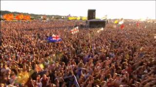 MGMT - Kids live @ Glastonbury 2010 HD High Quality