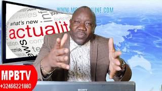 MPBTV Acualité Compliquée22-06-Kabila Attaque: Katumbi Italien et Disqualifié pour la Présidentielle