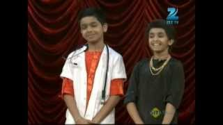 India's Best Dramebaaz March 30 '13 - Aditya & Bhakti