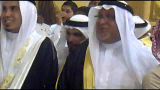 الجسيس اشرف خزاعي في حفل زفاف الجداوي