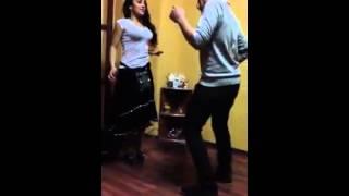 رقص زیبای فرزانه ناز 2015
