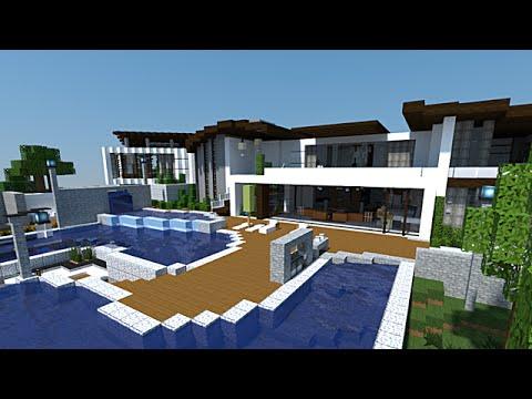 Minecraft - Maison de MAKAPUCHII !! - PlayItHub Largest Videos Hub