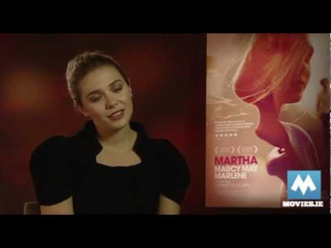 Elisabeth Olsen talks Twin Sisters & Martha Marcy May Marlene