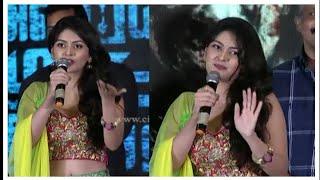 Actress Vaibhavi Shandilya Speech at Iruttu Arayil Murattu Kuthu single launch |Gautham Karthik |