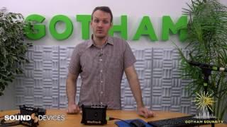 Sound Devices MixPre Recorder Walkthrough