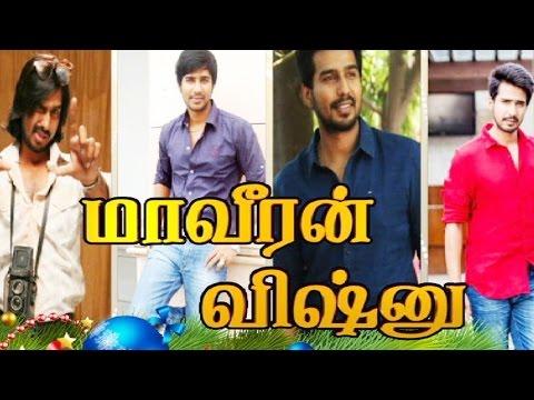 Exclusive Interview with Vishnu | Christmas Special | Kalaignar TV