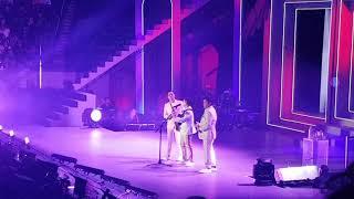 Martin, Ogie, Regine and Erik perform classic love songs #paMORE