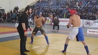 Azerbaijan MMA Ruslan Fight Club 2017\