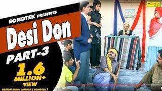 Haryanvi Comedy - Desi Don Part 03