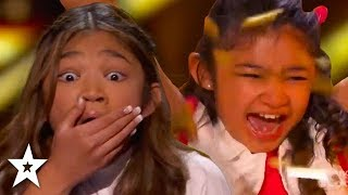 AMAZING Performances By Angelica Hale On America's Got Talent! | Got Talent Global