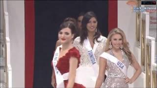 Participación de Jessica Duarte en el Miss International 2016