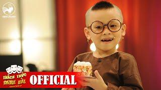 Thách Thức Danh Hài mùa 2 | Cậu bé 4 tuổi thuộc lòng hài trên YouTube