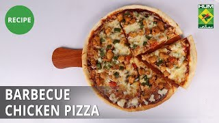 Barbecue Chicken Pizza | Lazzat | Samina Jalil | Italian Food