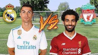 RONALDO vs MO SALAH FOOTBALL CHALLENGE!!