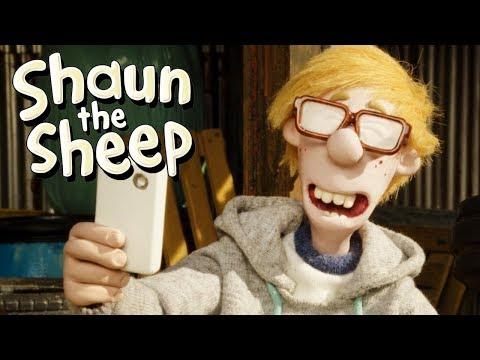 Salah Gaya Rambut  [Baa-a Hair Day]   Shaun the Sheep   Full Episode   Funny Cartoons For Kids