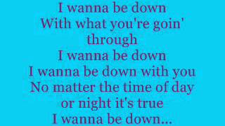 I Wanna Be Down by YG (Lyrics)