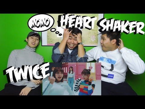 TWICE - HEART SHAKER MV REACTION (FUNNY FANBOYS)