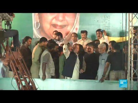 Xxx Mp4 Former Pakistani PM Nawaz Sharif Released From Prison 3gp Sex