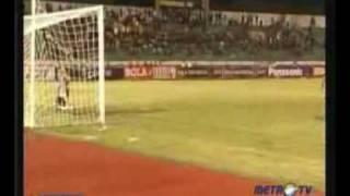 Sriwijaya fc vs   Persipura Jayapura (5-3)Piala Indonesia 2010