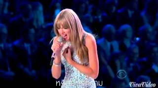 [Thai Sub] I Knew You Were Trouble Taylor Swift