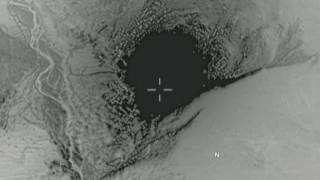GBU-43 MOAB bomb blast video Achin Afghanistan 4-13-17