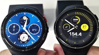 LEMFO LES1 vs ZEBLAZE THOR - Which Smart Watch is Faster & Better?