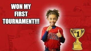 First Softball Tournament of 2018 (WE WON)!!!   Softball Vlog