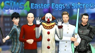 The Sims 4: 50 Easter Eggs and Secrets!
