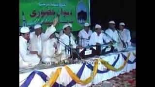 Jinnay Jinnay Ali Di by Akhter Atta Qawal on URS DEWAN-E-HAZOORI (R.A) 2013