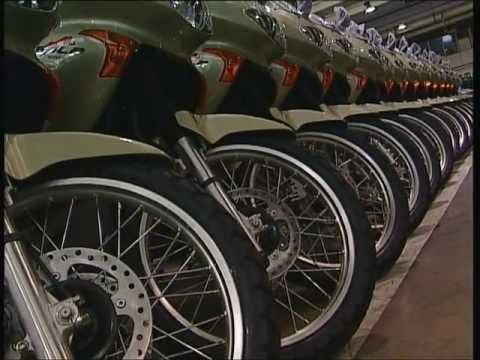 Honda Italy Atessa Motorcycle Production