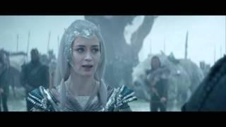 Le Chasseur et la Reine des Glaces / Extrait