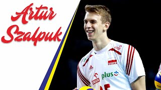 YOUNG VOLLEYBALL PLAYER of THE FUTURE - ARTUR SZALPUK (Poland)
