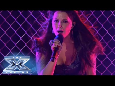 "Rachel Potter is Not ""Alone"" - THE X FACTOR USA 2013"