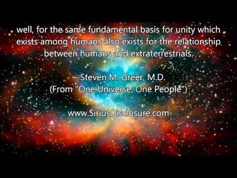 Dr.  Steven Greer - Eye of Oneness