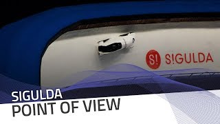 Sigulda | Bobsleigh Point Of View | IBSF Official