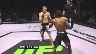 EFC 38 Free Fight: Boyd Allen vs. Amos Hlatshwayo