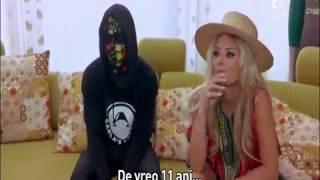 Carla's Dreams a rămas fără mască! A plecat din platou